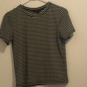 (Black and white) t-shirt